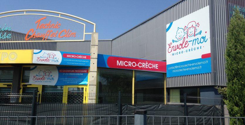 Micro-crèche Envole-moi Saint Victoret 13 - Micro-crèche Saint Victoret