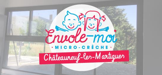 Crèche Châteauneuf-les-Martigues