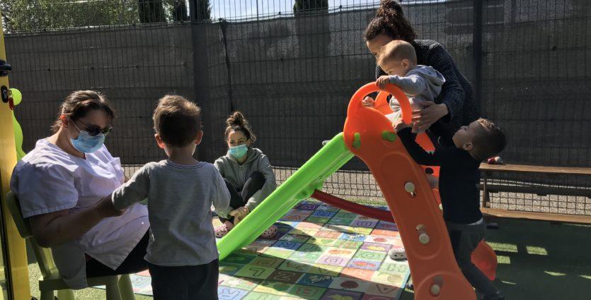 garde enfants Saint Victoret